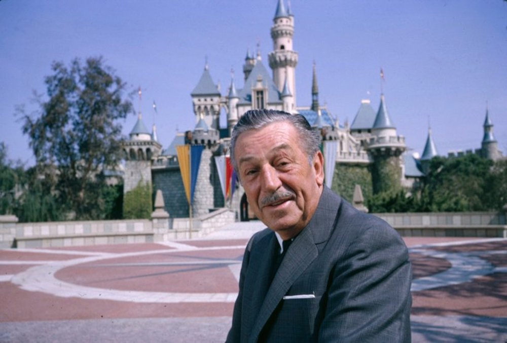 Image result for walt disney 1966